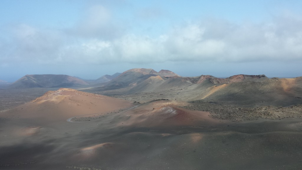 Lanzarote - Landschap