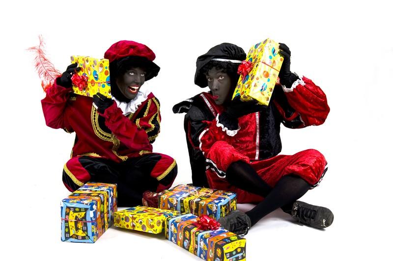 De Zwarte Pieten van Sinterklaas